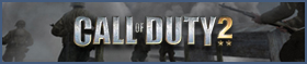 Call of Duty 2 Game Servers starting at $1.00 per slot