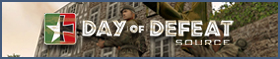 Day of Defeat Source Game Servers starting at $2.00 per slot