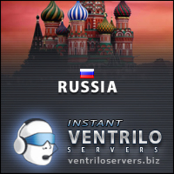 Moscow Russia Ventrilo 4 Servers